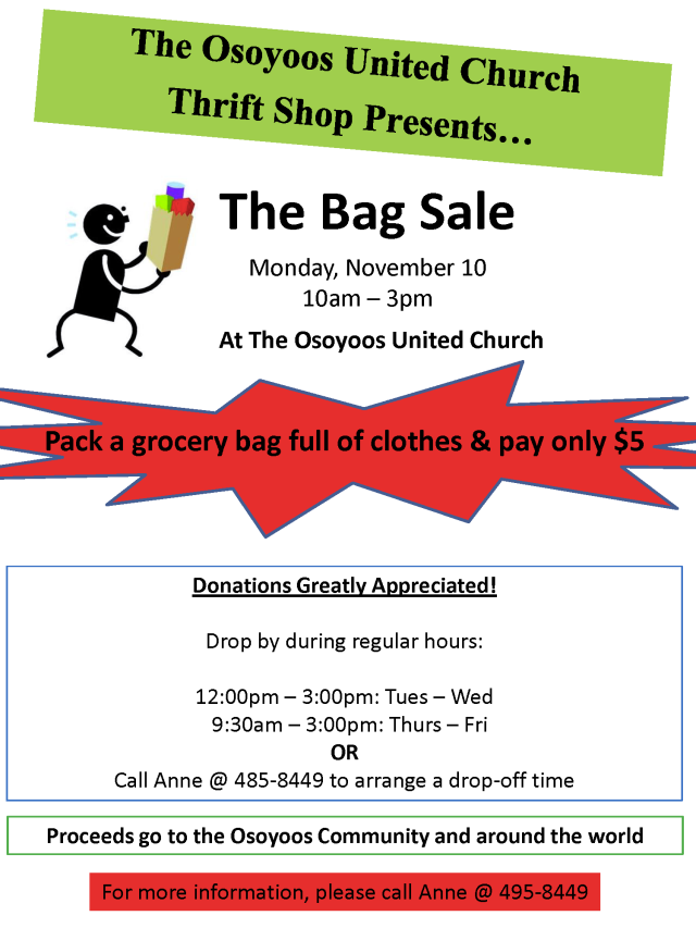 The Bag Sale