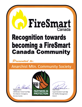 FireSmart Recognition