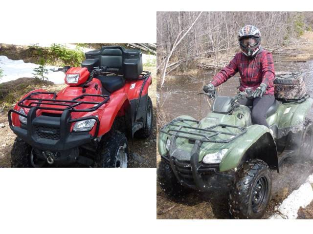 Gray-ATVs