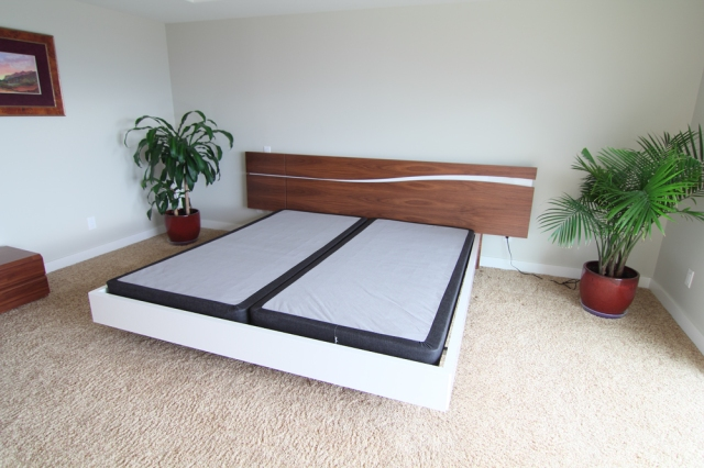 king boxspring low profile
