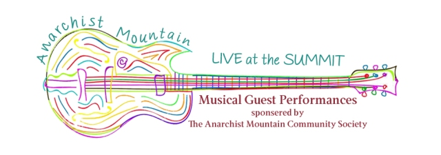 Anarchist Mountain Music Series logo