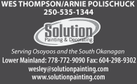 Solution Painting & Decorating