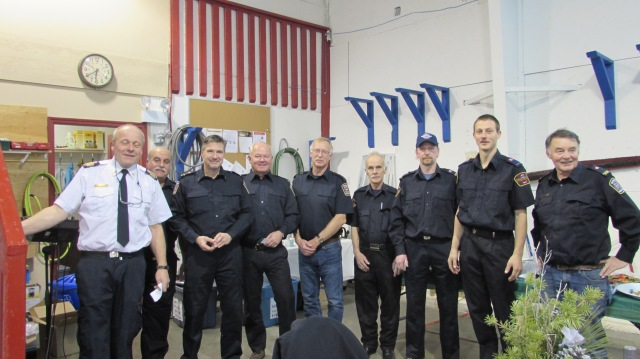 All First Responder members available to Residents