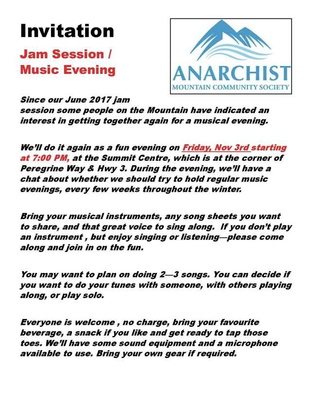 Jam Session - Nov 3_2017