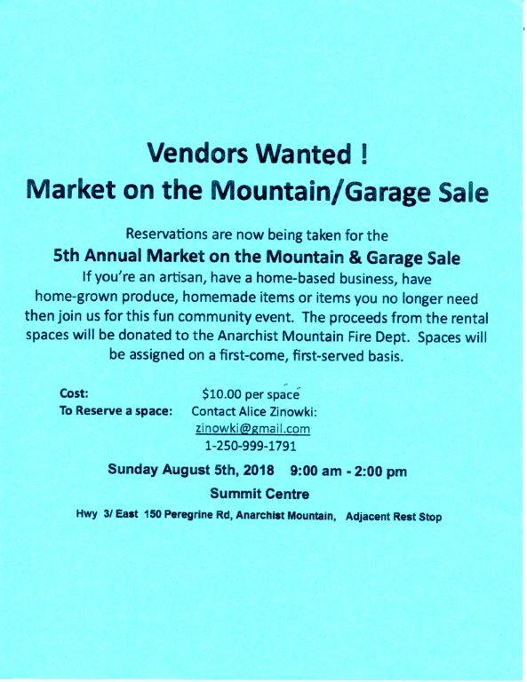 Market 2018 Vendors